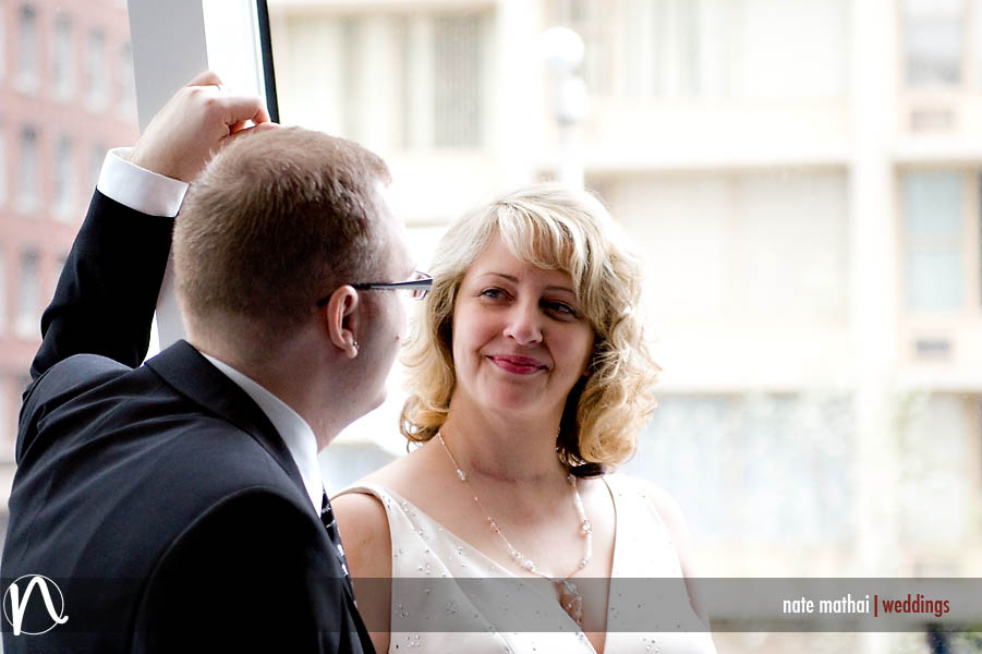 Dawn and Richard's Wedding in Lemont, IL and Sofitel Hotel in Chicago, IL