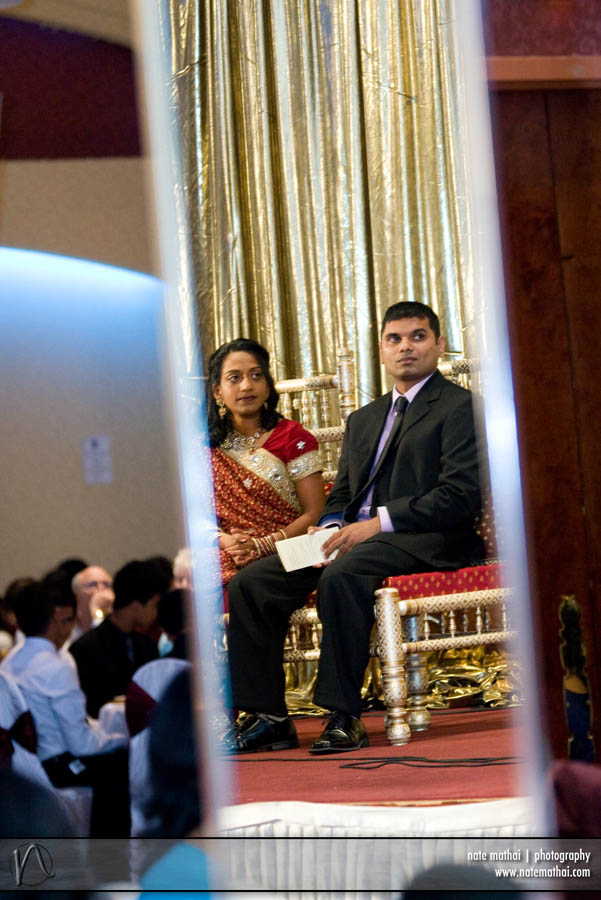 Liza and Shibu's Engagement at India House Banquets in Schaumburg, IL