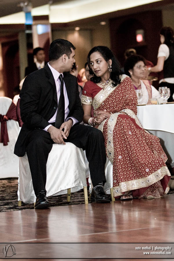 Liza and Shibu's Engagement Ceremony at India House in Schaumburg, IL