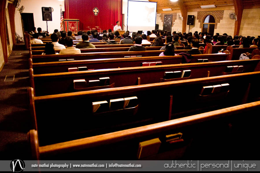Chicago Mar Thoma Church Revival with Pastor Reggie Ramos