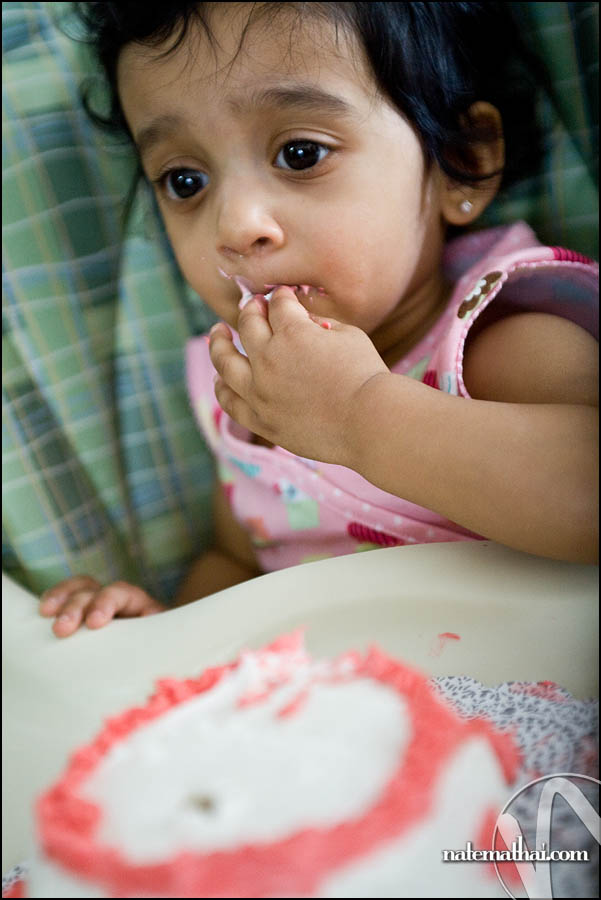 Madelyn's First Birthday