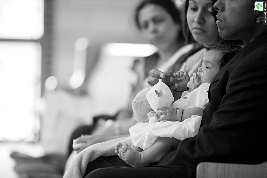 chicago wedding photographer. Baby Alyssa's Baptism at St. Thomas Mar Thoma Church in Lombard, IL