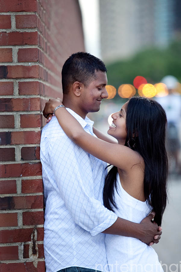 chicago wedding photography images | downtown chicago, lake michigan, modern portraits
