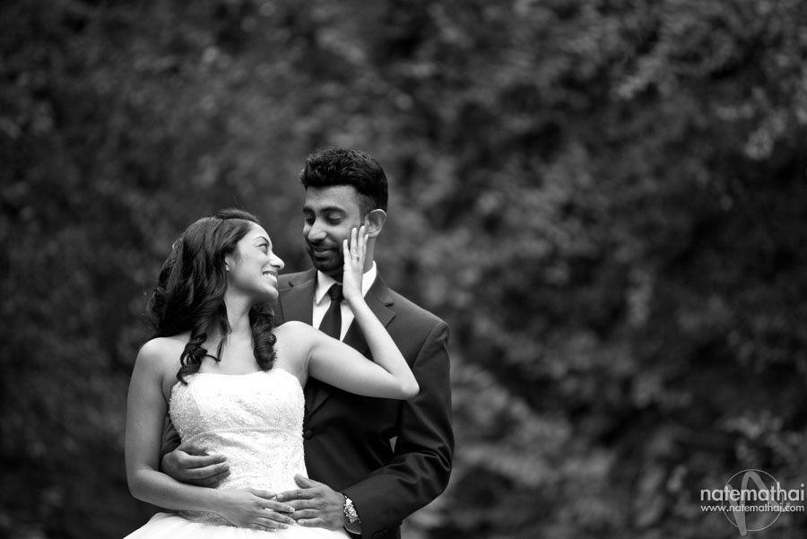 top image for Tracey + Jojee : modern portraits {oak brook, illinois} by chicago wedding photographer nate mathai
