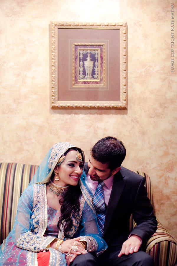 top image for Sherin + Abrar : Valima Reception {teaser} by chicago wedding photographer nate mathai