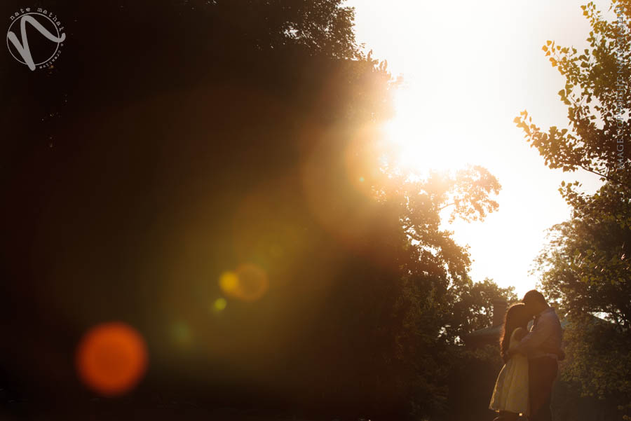 great photography for Nitu + Albin's Lincoln Park Portrait Session Teasers by chicago wedding photographer nate mathai