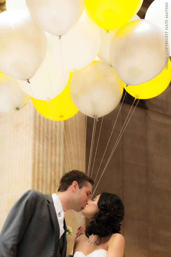 top image for Mel + Jon's Chicago Wedding Teasers by chicago wedding photographer nate mathai