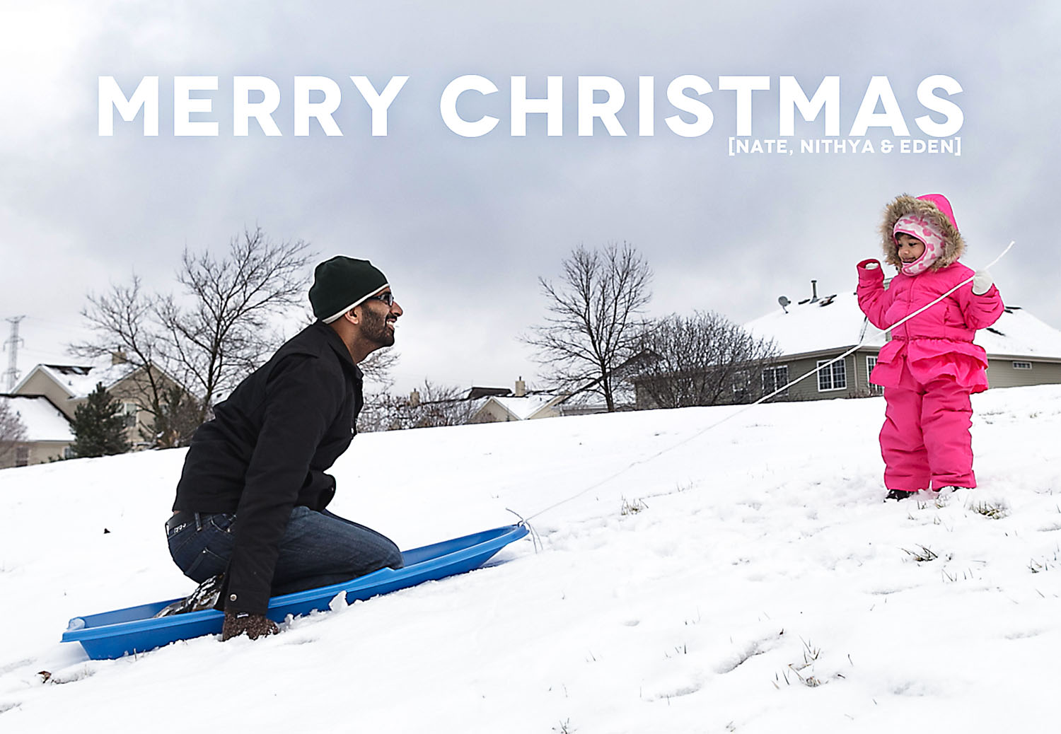 great photography for Merry Christmas! by chicago wedding photographer nate mathai