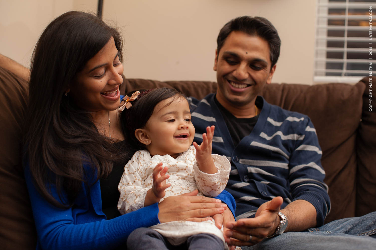 top image for The Patel Family Portraits by chicago wedding photographer nate mathai