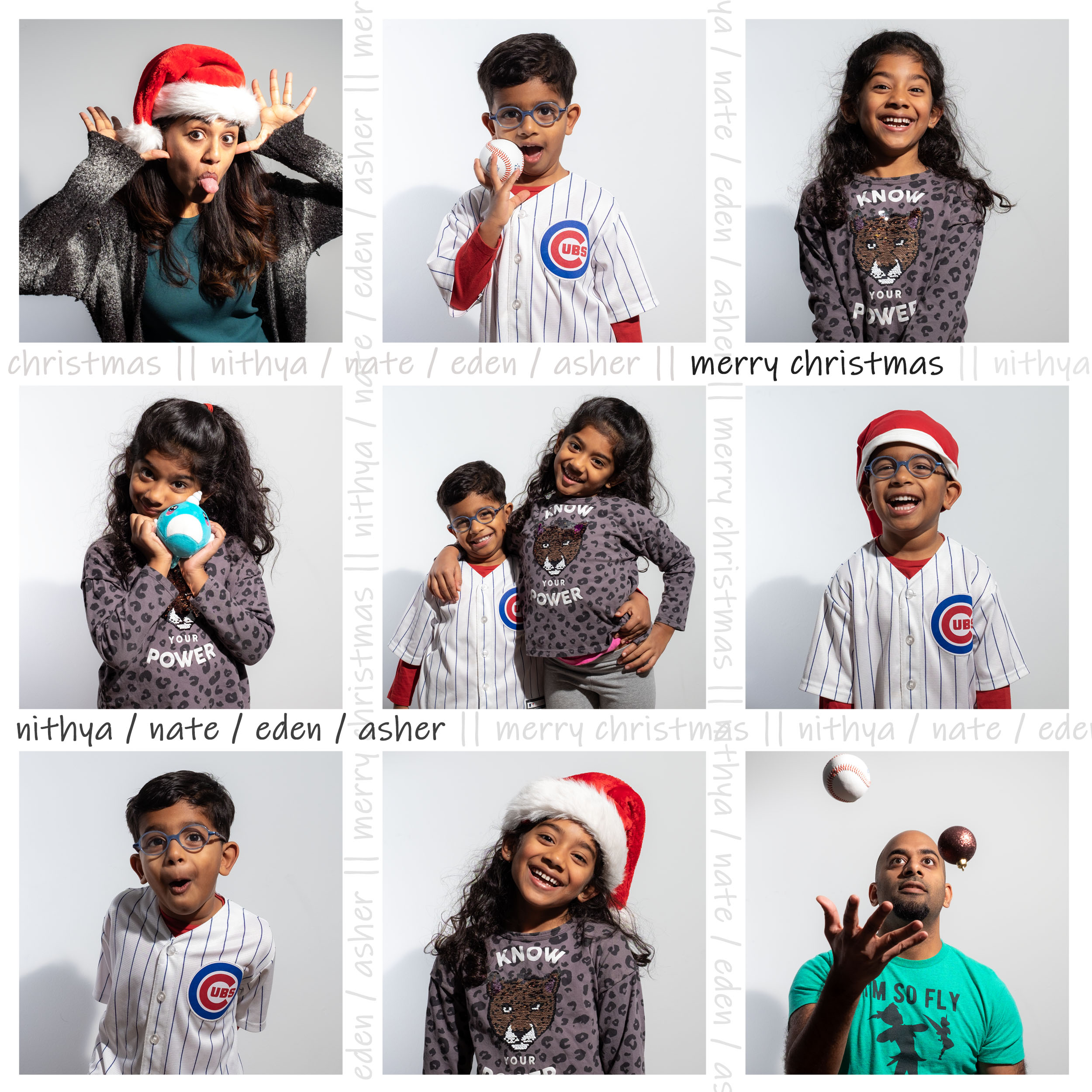 top image for Merry Christmas! by chicago wedding photographer nate mathai