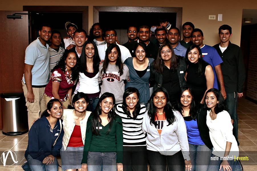 Indian Christian Fellowship Alumni Reunion
