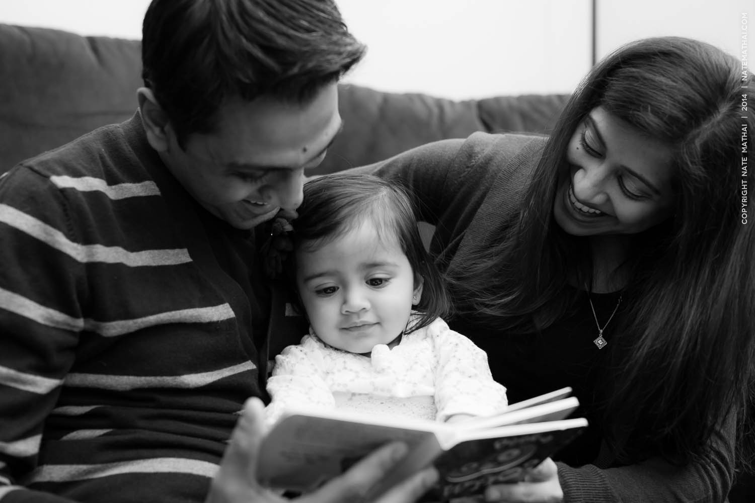 top image for The Patel Family Teaser by chicago wedding photographer nate mathai